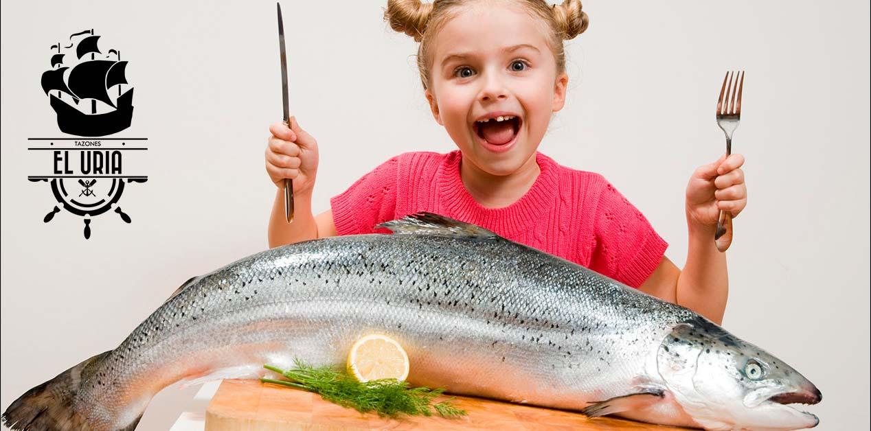 Cómo Hacer Que Los Niños Coman Pescados